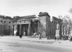 As mentioned, the area used to be a roayl residence and the Neue Wache (New watch) was built as a royal guardhouse under the Prussians