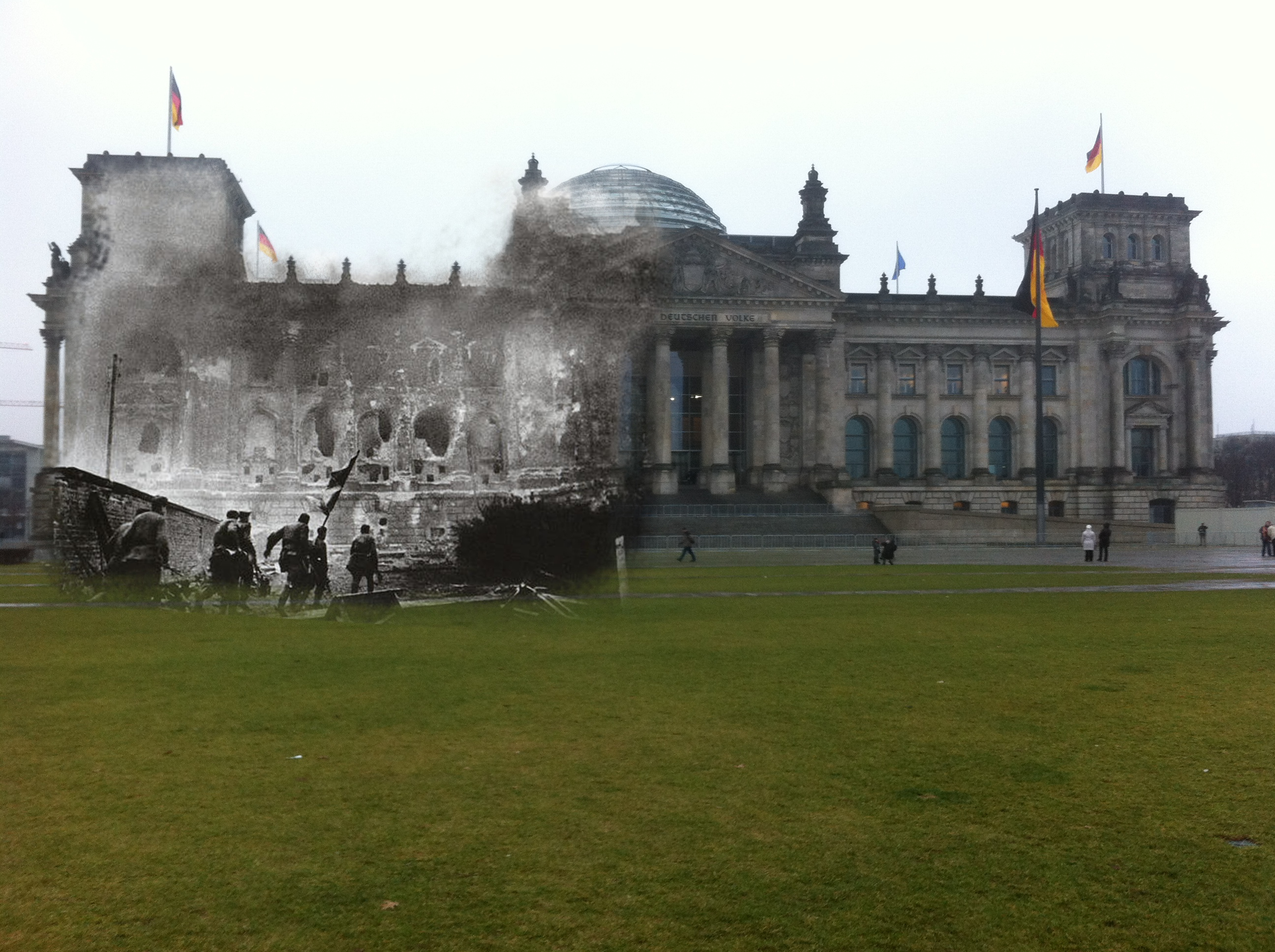 the reichstag The true story of the reichstag fire and the nazi rise to power when the german parliamentary building went up in flames, hitler harnessed the incident to seize power hitler used the reichstag .